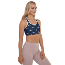 RIPTIDE VIBES Padded Sports Bra