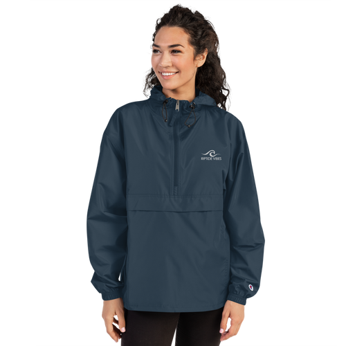 RIPTIDE VIBES Packable Jacket