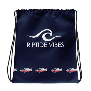 RIPTIDE VIBE Drawstring Bag