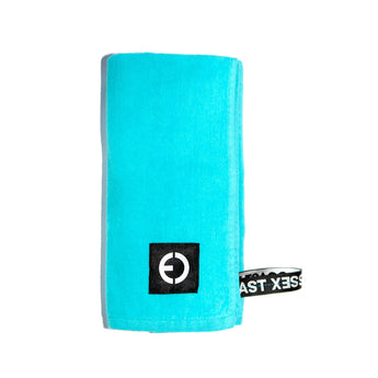 Beach Towel Standard Aqua Blue