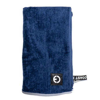 Beach Towel Extra Large Navy Blue