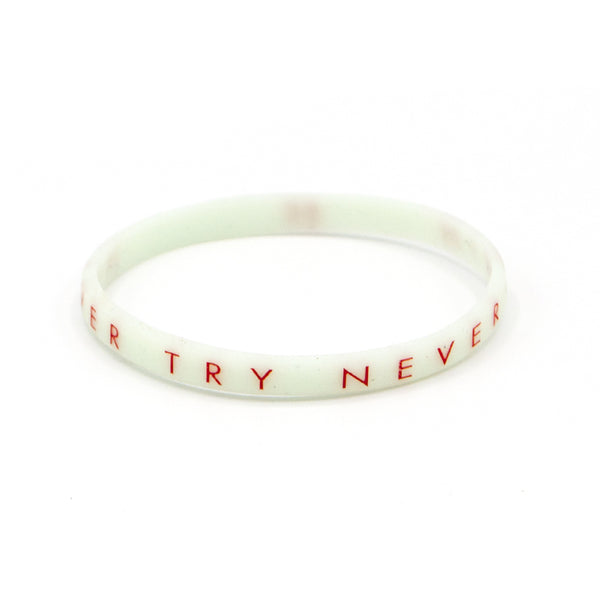 Try Win Rubber Wristband
