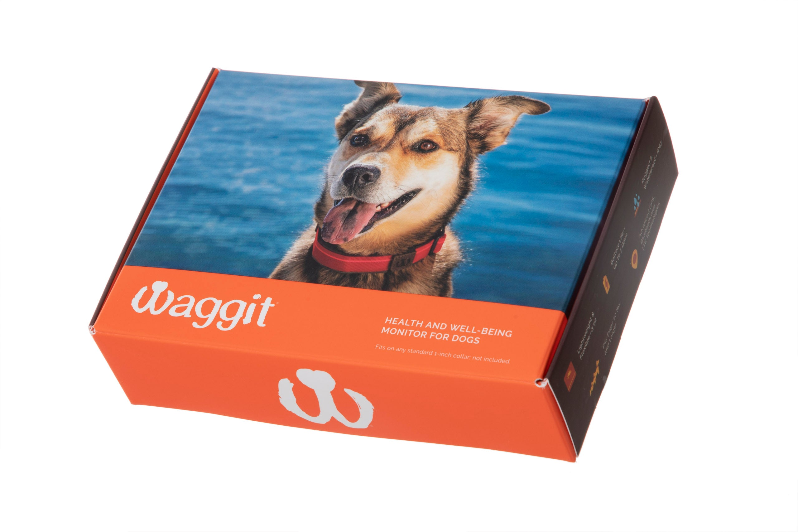 Waggit Smart Health and GPS Tracker - 2 Dogs