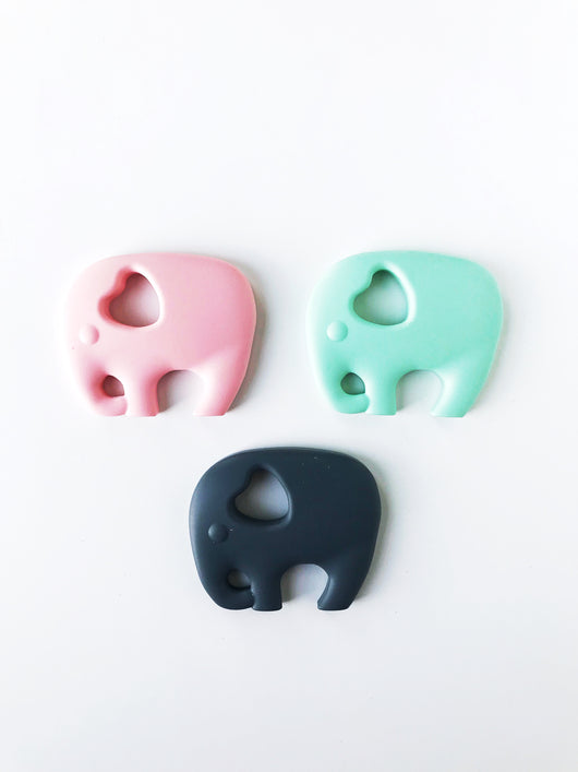 Ellie the Elephant Teether Add On - Libby Baby Boutique