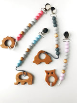 Peyton Pacifer Clip - Libby Baby Boutique