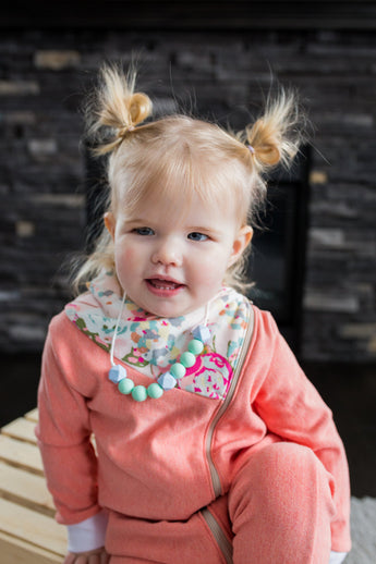 Let Them 'B' Little Necklace - Libby Baby Boutique