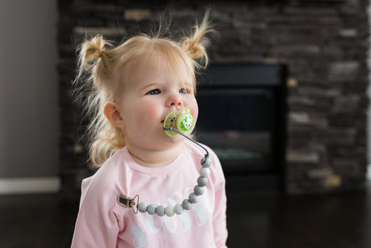 The Skylar Pacifier Clip Collection - Libby Baby Boutique