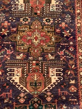 "Load image into Gallery viewer, 3' x 14'4"" Vintage Persian Runner - Online Oriental Rugs"