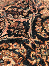"Load image into Gallery viewer, 3'5""x19'4"" Vintage Malayer Runner"
