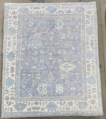 "12' x 14'9"" Gorgeous Lavender Hand Weaved Peshawar Super Sized Large Area Rug"