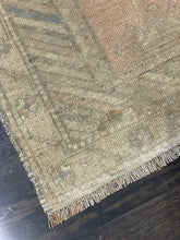 "Load image into Gallery viewer, 3'8"" x 10'2"" Vintage Turkish Anatolian Runner - Online Oriental Rugs"