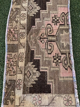 "Load image into Gallery viewer, 1'7"" x 5'3"" Antique Turkish ""Rug Bit"" - Online Oriental Rugs"