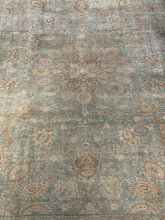 "Load image into Gallery viewer, 9'10"" x 13'10"" Antique Persian Tabriz - Online Oriental Rugs"