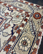"Load image into Gallery viewer, 8'9"" x 12' Gorgeous Antique Heriz Large Area Rug - Online Oriental Rugs"