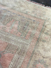 "Load image into Gallery viewer, 4'4"" x 7'2"" Vintage Turkish Oushak - Online Oriental Rugs"