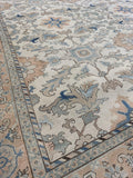 "13'1"" x 19'3"" Gorgeous Hand Weaved 100% Wool Persian Heriz Large Area Rug"
