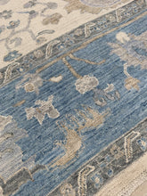 "Load image into Gallery viewer, 12'3"" x 14'9"" Gorgeous Hand Weaved Peshawar Super Size Rug - Online Oriental Rugs"
