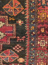 "Load image into Gallery viewer, 1'9"" x 3'2"" Antique Rug ""Bit"" - Online Oriental Rugs"