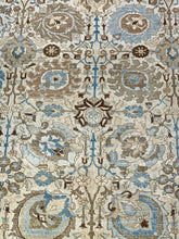 "Load image into Gallery viewer, 8'4"" x 11'8"" Antique Heriz Large Gorgeous Area Rug - Online Oriental Rugs"