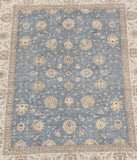 "11'10"" x 14'9"" Gorgeous Pastel Colored Hand Weaved Peshawar Super Size Me Rug"