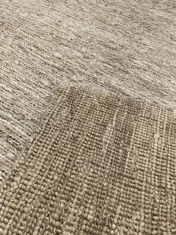 8' x 10' Hand Weaved Jute / Hemp Natural Fiber Rug