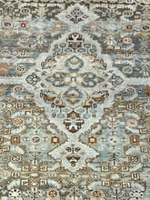 "Load image into Gallery viewer, 8'10"" x 11'10"" Gorgeous Classic Antique Mahal Large Area Rug - Online Oriental Rugs"