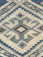 Load image into Gallery viewer, 4' x 6' Vintage Turkish Oushak - Online Oriental Rugs