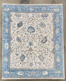 "12'3"" x 14'9"" Gorgeous Hand Weaved Peshawar Super Size Rug"