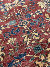 "Load image into Gallery viewer, 12'11"" x 16'10"" ""Super Size Me"" Kazak Large Area Rug - Online Oriental Rugs"