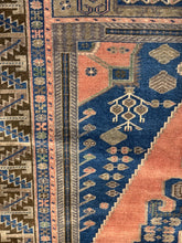 "Load image into Gallery viewer, 2' x 3'4"" Vintage Rug ""Bits"" - Online Oriental Rugs"