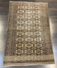 "Load image into Gallery viewer, 3'3"" x 5'1"" Vintage Turkish Oushak - Online Oriental Rugs"