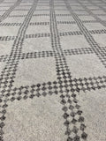 12' x 18' Hand Knotted Super Size Me Moroccan Hand Weaved Beni Ourain Made In India
