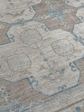 "Load image into Gallery viewer, 12'9"" x 14'11"" Beautiful Super Size Me Hand Knotted Khotan - Online Oriental Rugs"