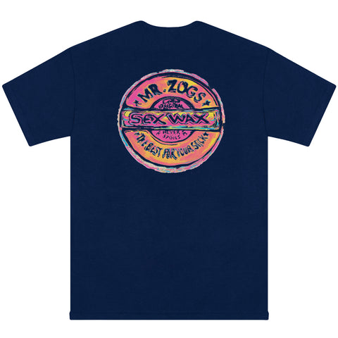 Sex Wax Van Zog Short Sleeve Tee