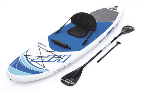 Hydro-Force Inflatable Oceana Stand Up Paddle Board