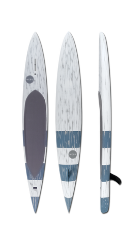 VESL 12'0 Prone Paddleboard All Blue