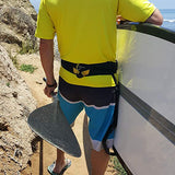 The SUP Hipster - SUP & Surfboard Carrier Belt System