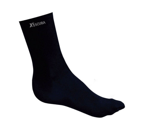 XS Scuba Beefy Socks One Size Fits Most