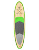 The 11' Cruiser Bamboo Stand Up Paddle Board