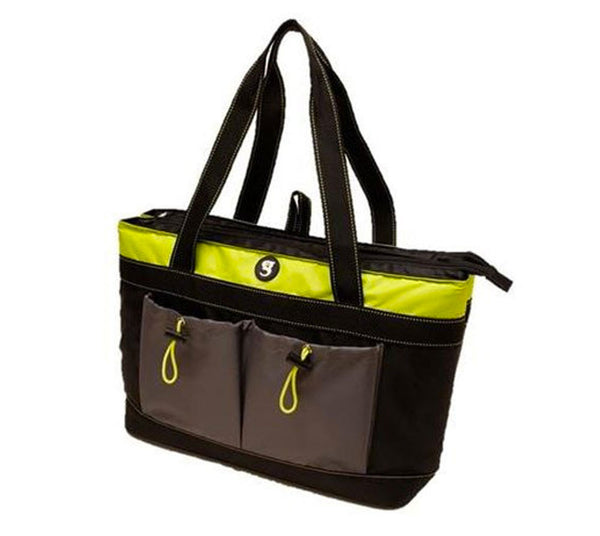 Geckobrand 2 Compartment Tote Cooler