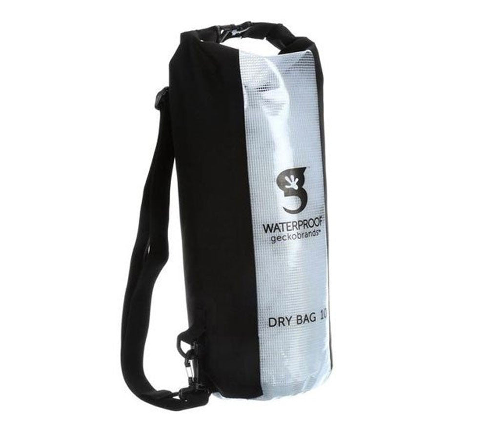 Geckobrand Waterproof Durable View Dry Bag