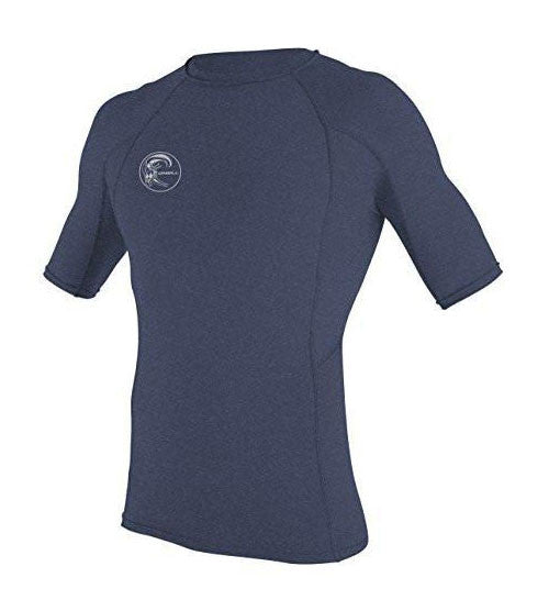 O'Neill Men's Hybrid Short Sleeve Crew Rash Guard