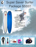 Super Saver Surfer Package