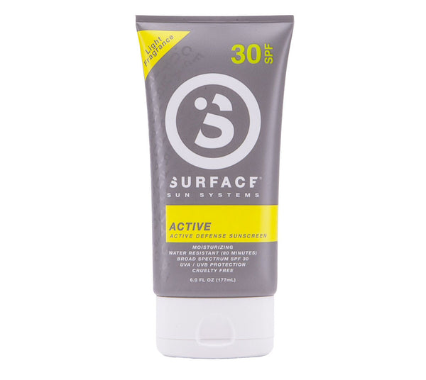 Surface Active Lotion