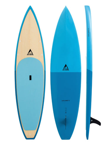 ADVENTURE PADDLEBOARDING THE EXPLORER 2 X2 SUP 12'0''