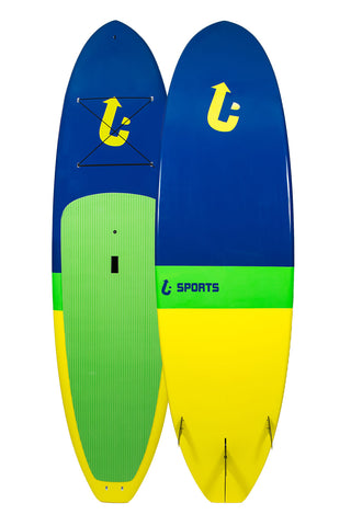 "Surf Rip ""Mahi"" Model    10',10'6'',11',11'6'' Up Sports"