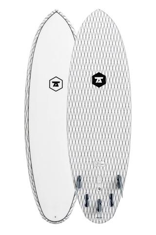 7S DOUBLE DOWN CV SHORTBOARD