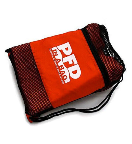 PFD In A Bag Personal Floatation Device