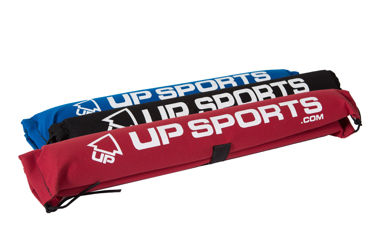 UP Sports brand split bottom rack pads, regular