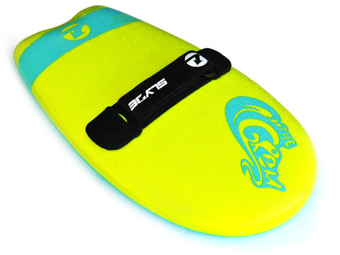 THE SLYDE GROM SOFT TOP HANDBOARD FOR BODYSURFING